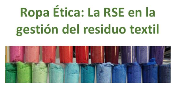Tratamiento del residuo textil